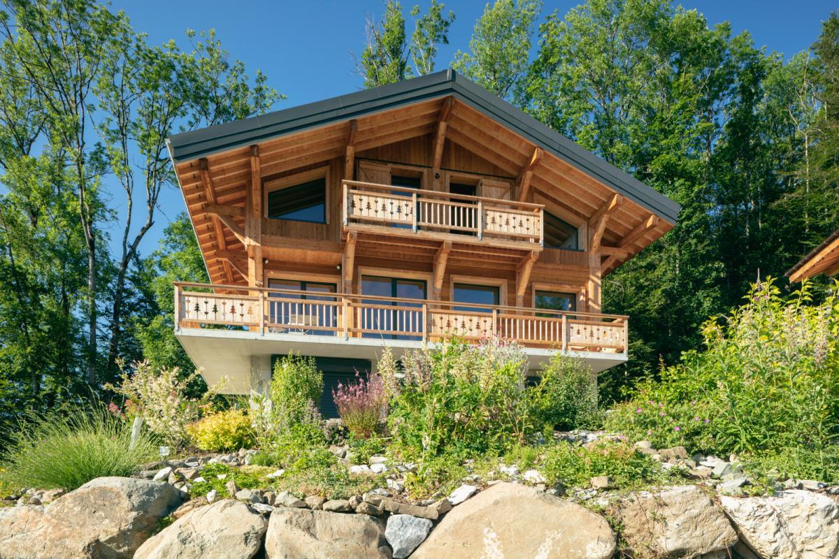 Constructeur De Chalets Bois En Haute Savoie 74 Et Savoie 73 Chauvin Sas