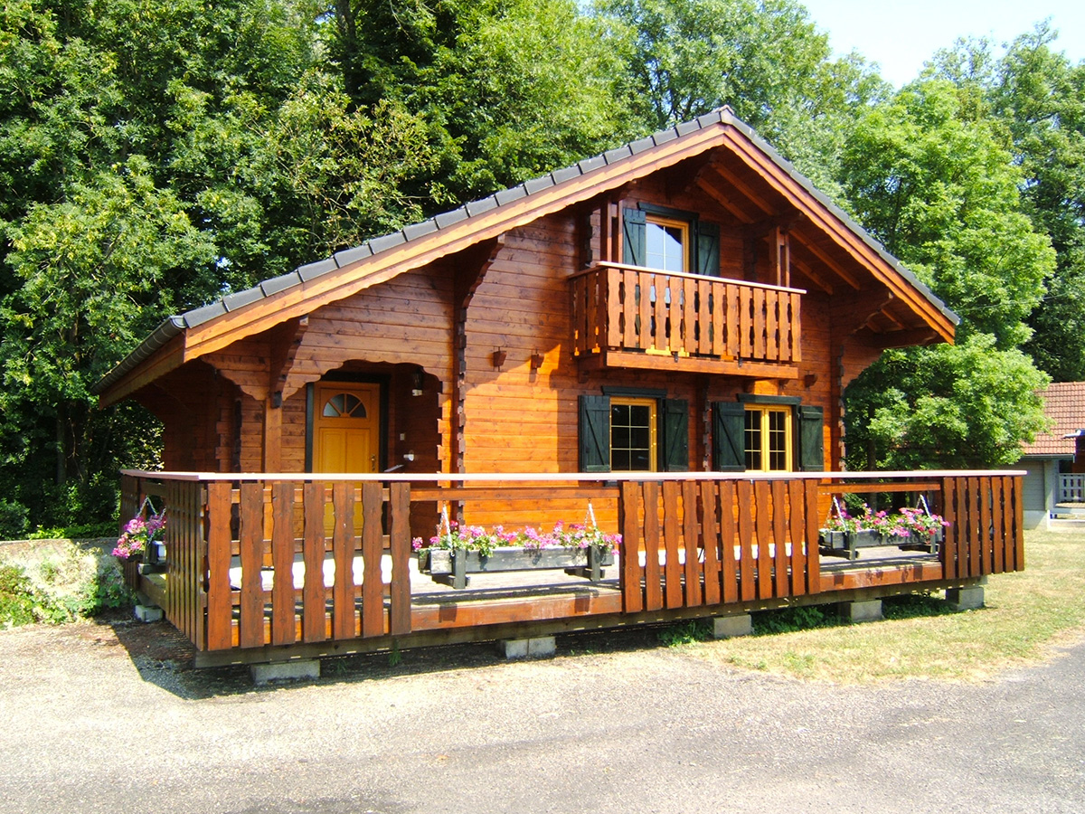 garage abri chalet de jardin d pendances en bois chauvin 39. Black Bedroom Furniture Sets. Home Design Ideas