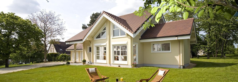 Maison bois chauvin avie home for Construction maison 60m2