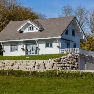 Maison ossature bois Valempoulières