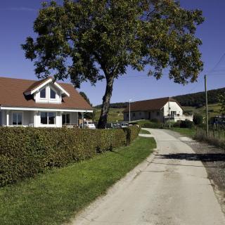 Maison ossature bois Jura