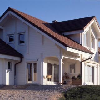Maison bois à Dole (39)