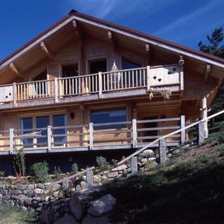 Constructeur chalet authentique