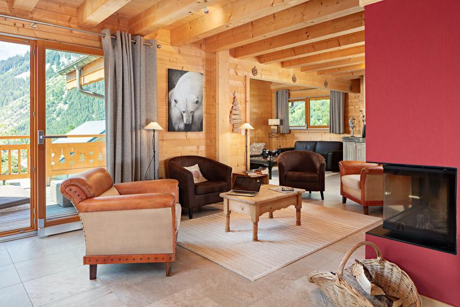Chalet bois à Pralognan la Vanoise (73)