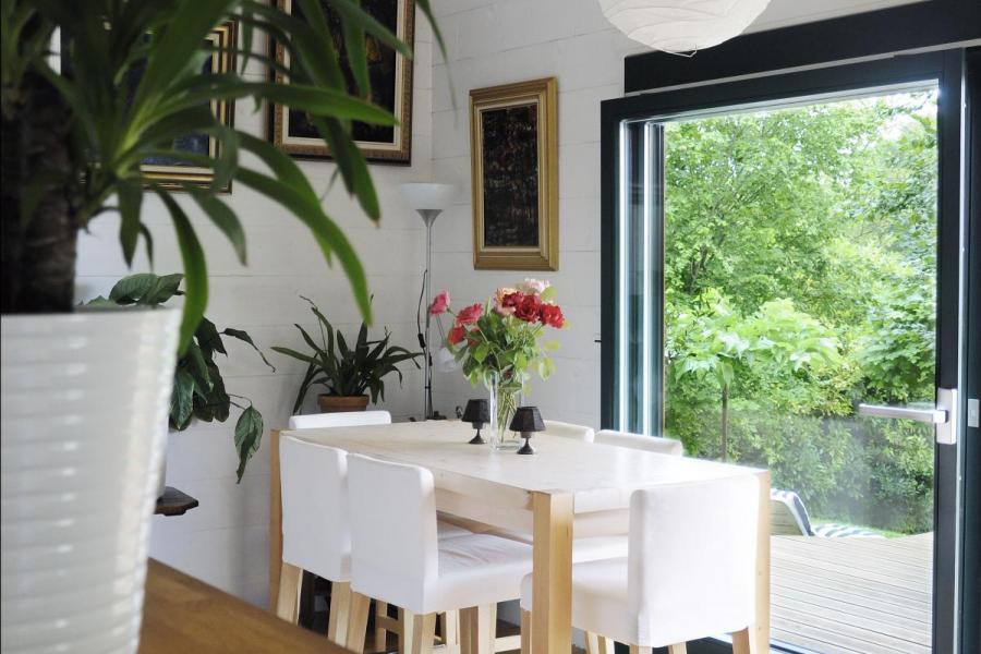 Maison bois à Champagne sur Seine (77)