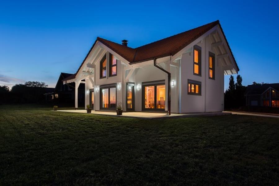 Maison bois à Colonne (39)