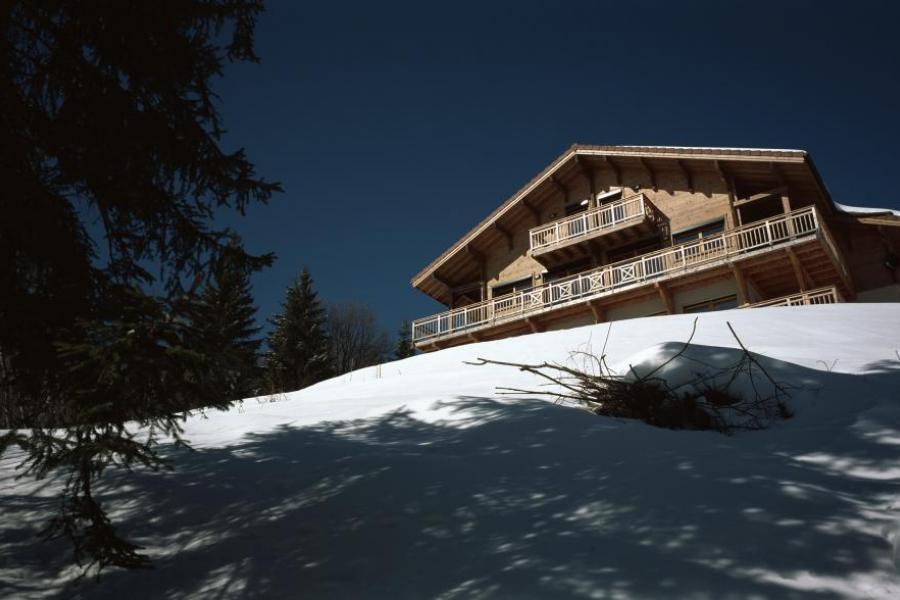 Chalet bois massif à Foncine le Haut (39)